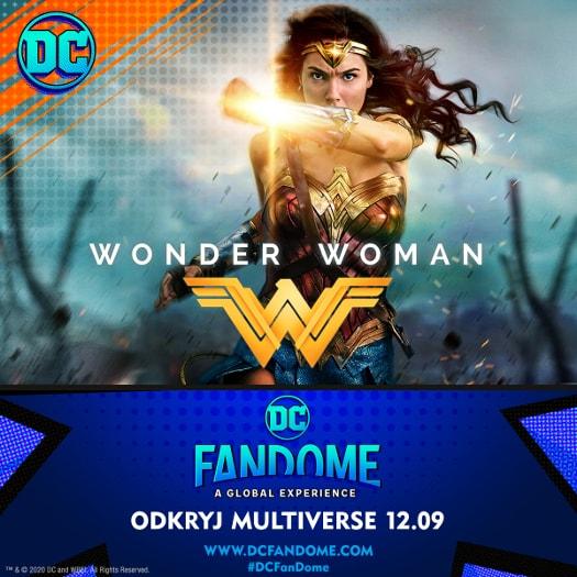 DC FanDome: Explore the Multiverse