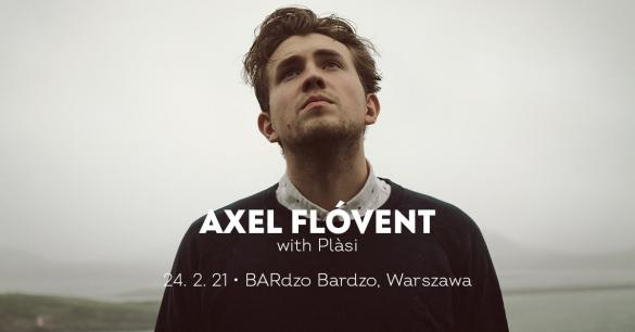 Axel Flóvent i Plàsi
