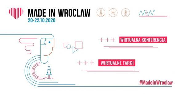 Made in Wrocław 2020 - konferencja i targi