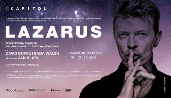 Lazarus - próba prasowa