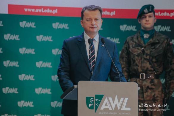 Inauguracja roku akademickiego 2020/2021 w Akademii Wojsk Lądowych