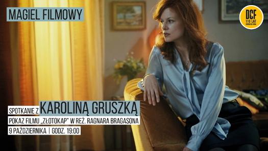 """Magiel Filmowy z Karoliną Gruszką: film """"Złotokap"""""""