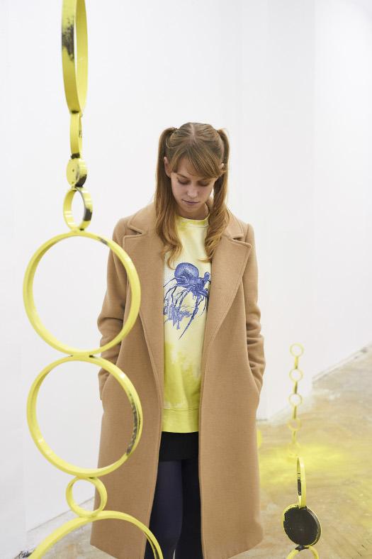 Red Giant - wystawa Zuzy Golińskiej