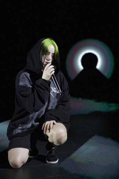 Billie Eilish - koncert on-line