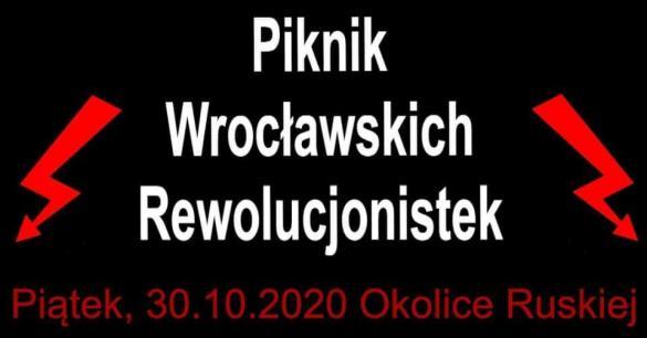 Strajk Kobiet: Piknik Wrocławskich Rewolucjonistek