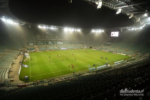 Śląsk Wrocław - Górnik Zabrze 0:0