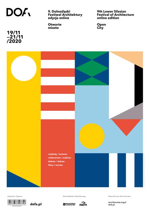 9. Dolnośląski Festiwal Architektury DoFA OTWARTE MIASTO