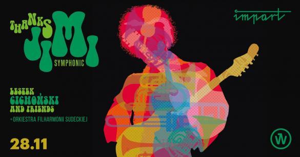 Muzyczny hołd dla Jimiego Hendrix - Online
