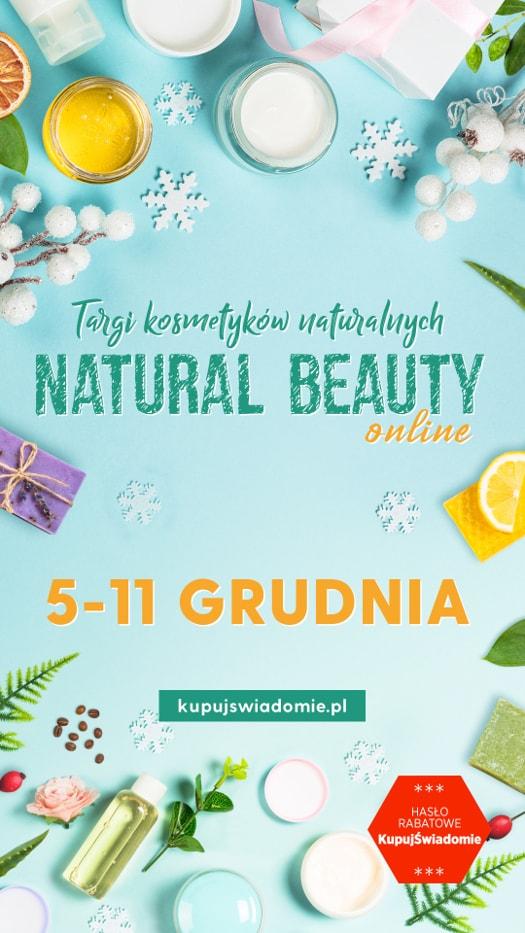 Targi kosmetyków naturalnych Natural Beauty online
