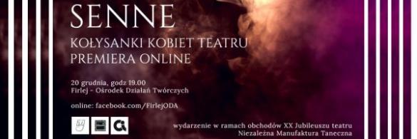 ENNE - kołysanki kobiet teatru