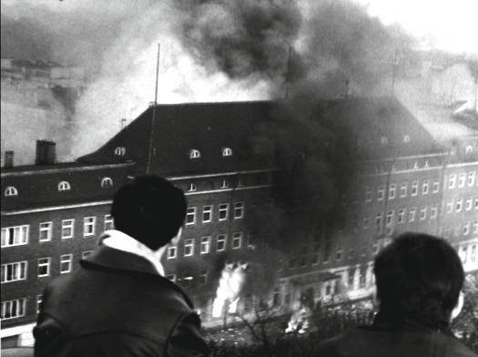 """Wystawa plenerowa """"1970. Zło/Przypadek"""""""