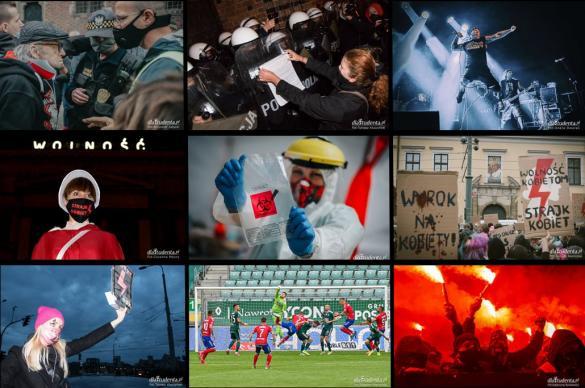 Rok 2020 na zdjęciach fotoreporterów dlaStudenta.pl