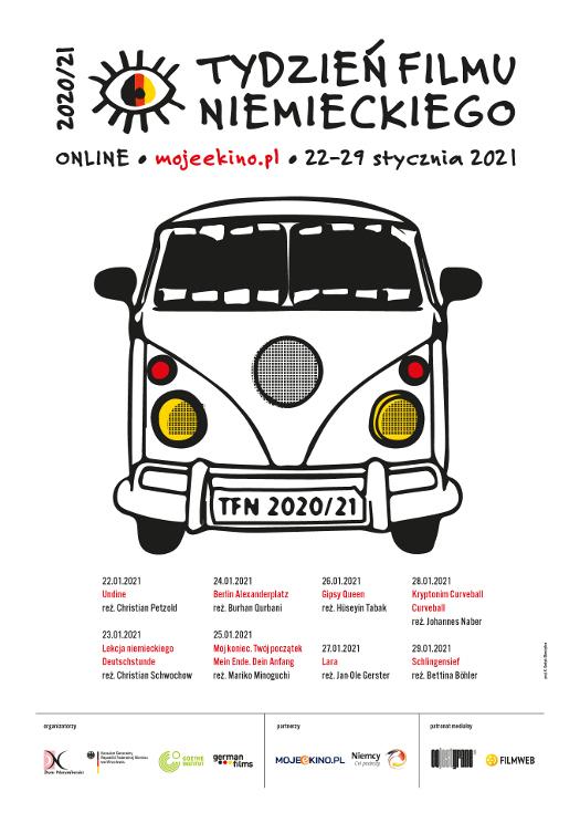 Tydzień Filmu Niemieckiego online