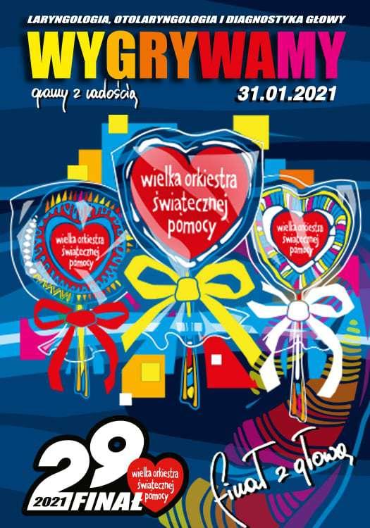 29. Finał WOŚP 2021 w Katowicach - program