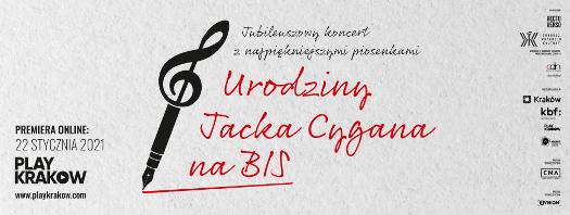 Koncert z okazji 70. urodzin Jacka Cygana