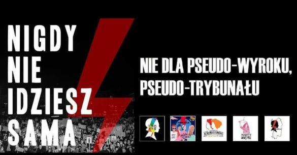 Strajk Kobiet 2021: NIE dla pseudo wyroku
