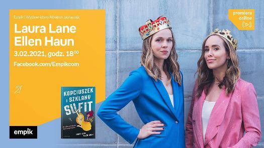 Laura Lane i Ellen Haun - spotkanie online