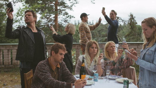 Wirtualny Studencki Nocny Klub Filmowy: W co grają ludzie