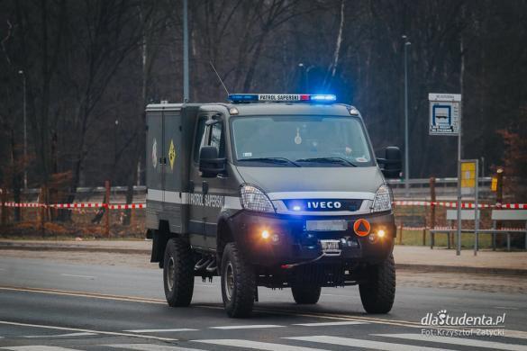 Bomba lotnicza znaleziona we Wrocławiu