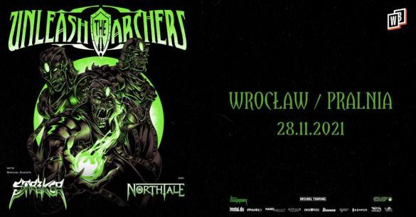 Unleash the Archers + Striker + Northtale