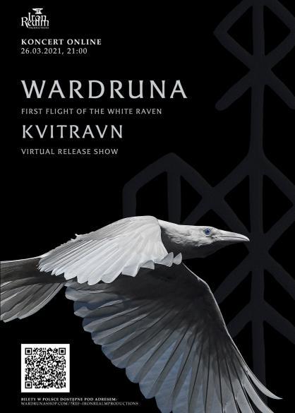 Wardruna - First Flight of the White Raven On-line