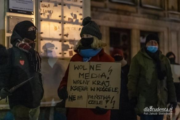 Strajk Kobiet 2021: Gdańsk przeciwko pseudowyrokowi TK