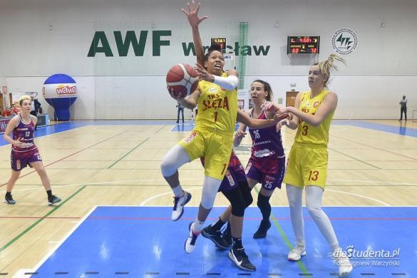 Ślęza Wrocław - Basket 25 Bydgoszcz 71:82