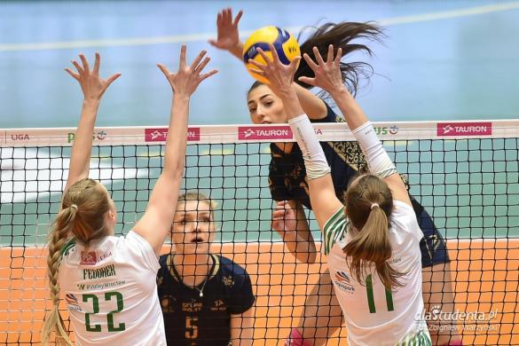 #VolleyWrocław - Grupa Azoty Chemik Police 2:3