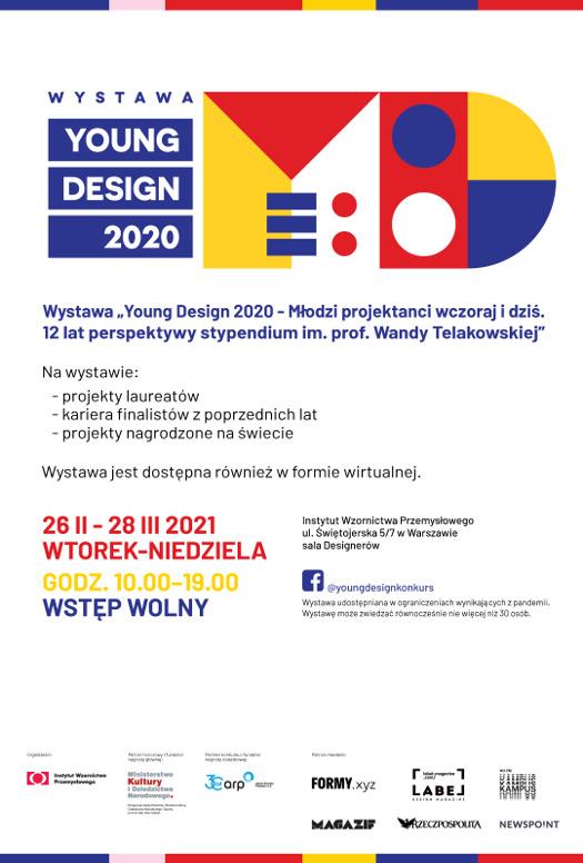 Young Design 2020 - Młodzi projektanci wczoraj i dziś
