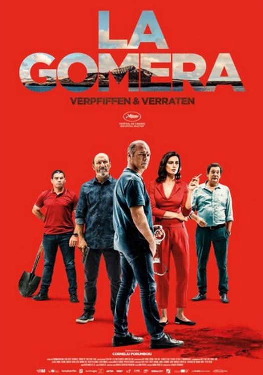 La Gomera - pokaz przedpremierowy
