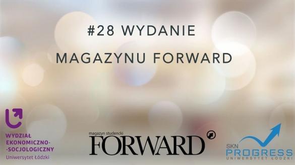 Magazyn FORWARD - premiera 28. wydania