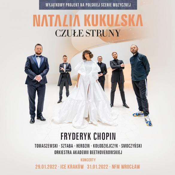 Natalia Kukulska zaśpiewa Chopina