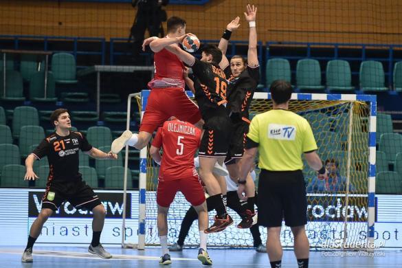Kwalifikacje EHF EURO 2022 mężczyzn: Polska - Holandia 26:27