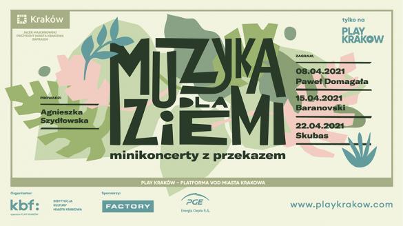 Muzyka dla Ziemi: Paweł Domagała