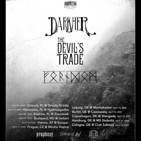 Darkher, Forndom, The Devil's Trade