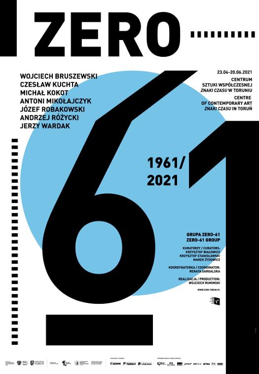 Grupa Zero 61: 1961–2021