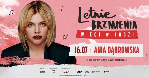 Letnie brzmienia: Ania Dąbrowska