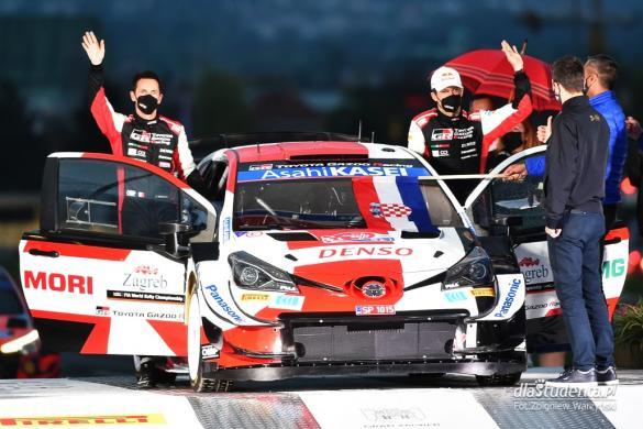 WRC Croatia Rally 2021 - odcinek testowy