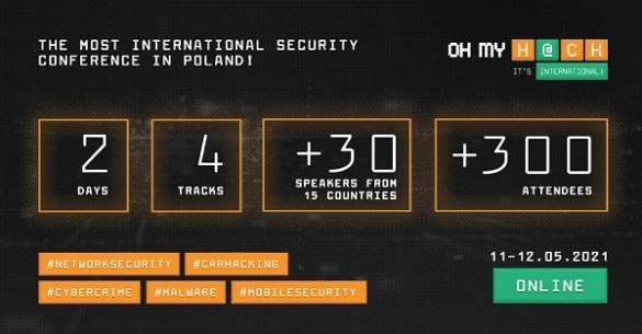 Oh My H@ck International 2021!