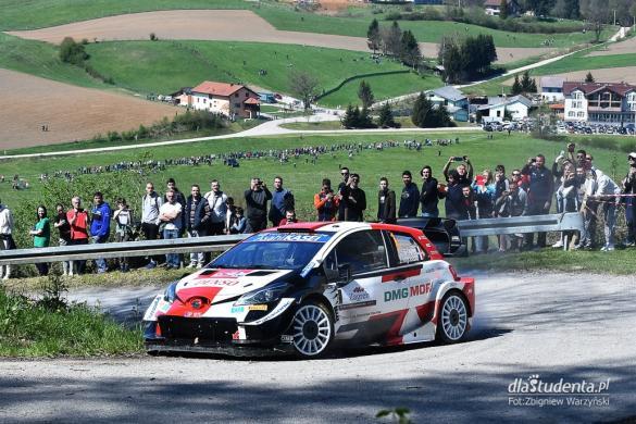WRC Croatia Rally 2021 - dzień2