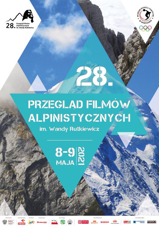 28. Przegląd Filmów Alpinistycznych im. Wandy Rutkiewicz