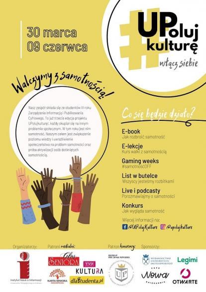 UPoluj Kulturę! #włączsiebie