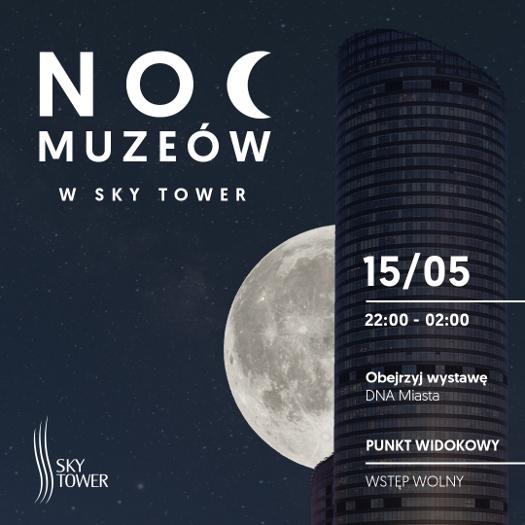 Noc Muzeów 2021 w Sky Tower