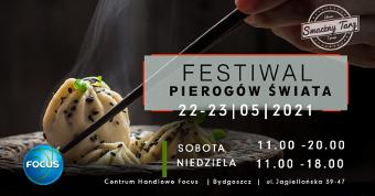 Festiwal Pierogów Świata w Bydgoszczy