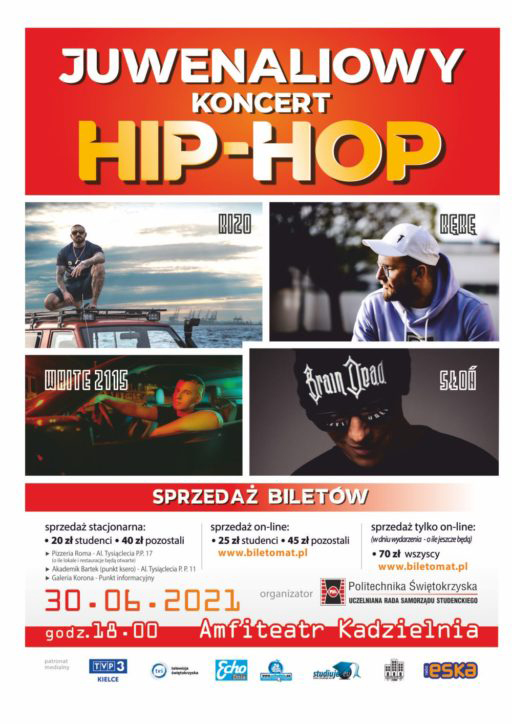 Juwenalia 2021: Hip-Hop