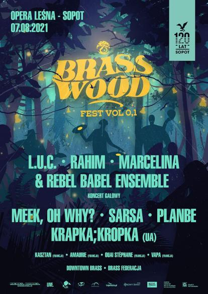 BrassWood Fest Vol. 0,1