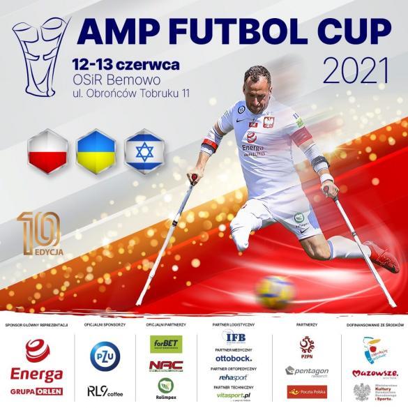 10. edycja Amp Futbol Cup!