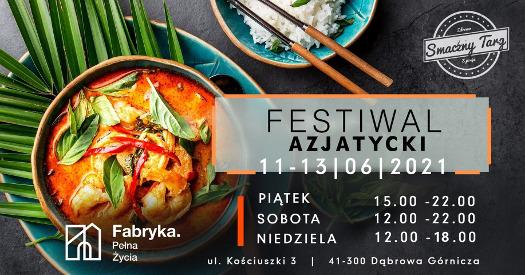 Festiwal Azjatycki i Festiwal Smaków Świata