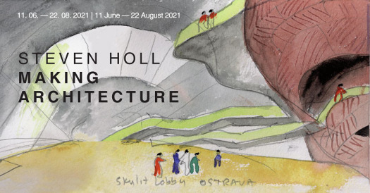 Steven Holl. Making Architecture