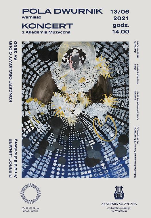 Muzyka i malarstwo - Mozart i Schönberg + Pola Dwurnik